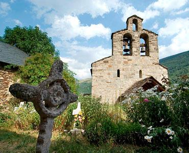 Església de Sta Maria de Cardet