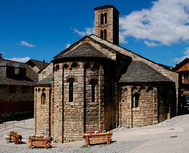 Església de Sta Maria de Taüll