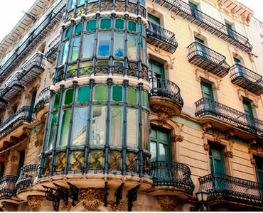 Cases modernistes Lleida