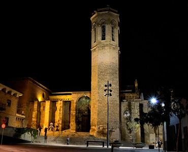 Esglesia Sant Llorenç Lleida